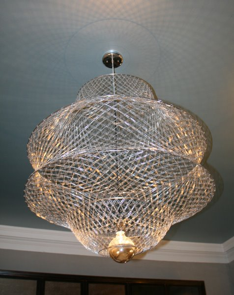 Chandelier, 9 Light Chandelier - LightBulbEmporium.com